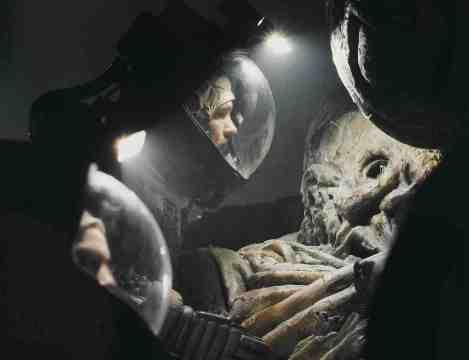 Este año habrá un salón dedicado a Alien
