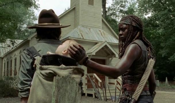 Carl ha probado su valor durante esta 5° temporada.