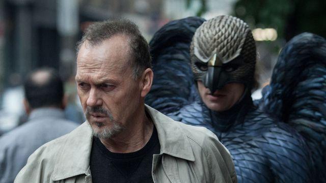 Michael Keaton se corona como Mejor Actor de Comedia
