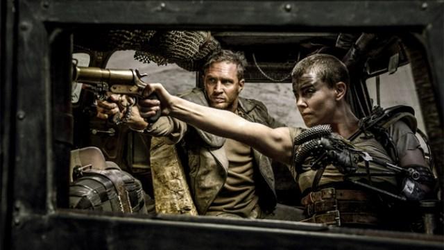Charlize Theron y Tom Hardy están impecables en sus personajes