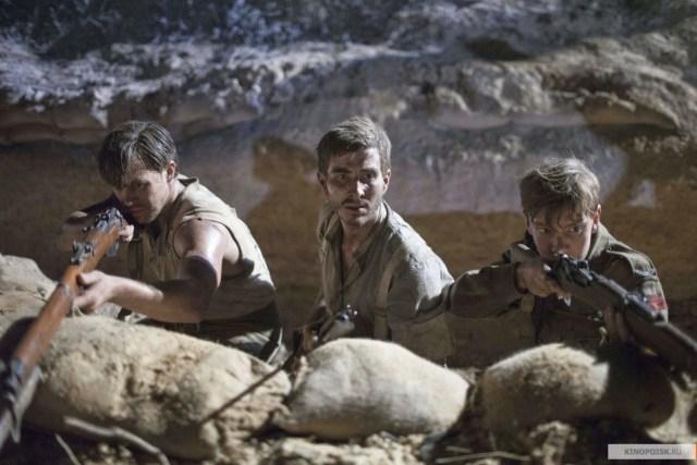 Los hermanos Connor en la Batalla de Galípoli.