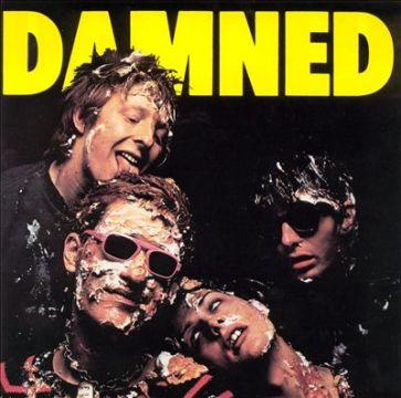 La portada de su primer disco Damned Damned Damned