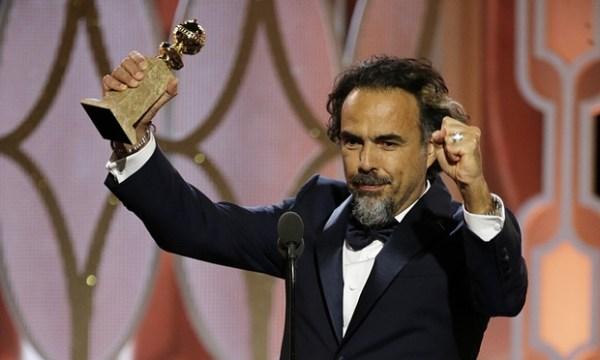 Alejandro González Iñárritu nuevamente triunfando con su nueva producción.