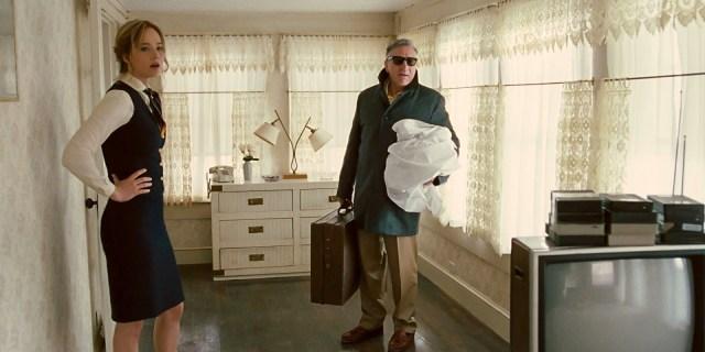 Jennifer Lawrence y Robert De Niro se reunen nuevamente bajo la dirección de Russell