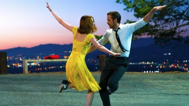 """Image from the movie """"La ciudad de las estrellas. La La Land"""""""