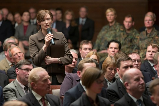 War Machine - Tilda Swinton