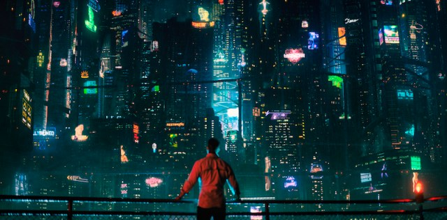 Altered Carbon, y la construcción del mundo