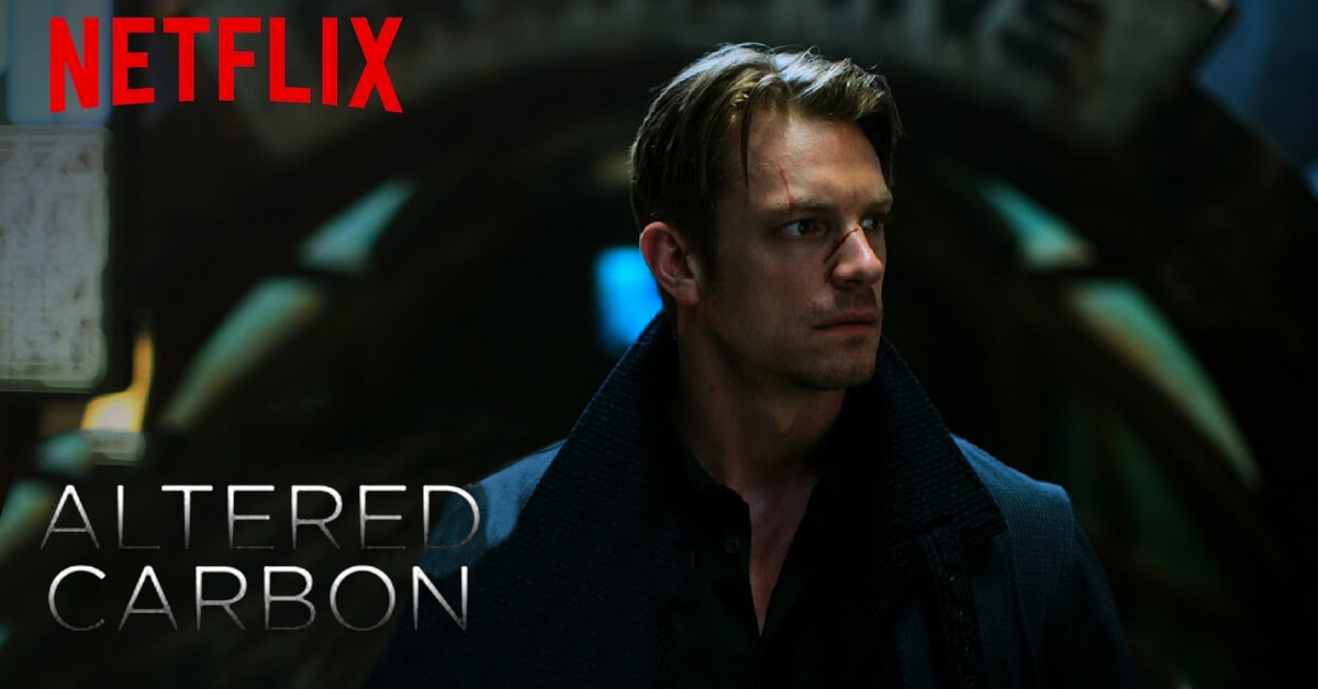 Series: Altered Carbon en #Netflix