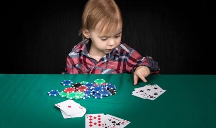 Bébé poker