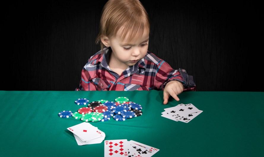 Ce qu'avoir un enfant peut vous apprendre sur le poker