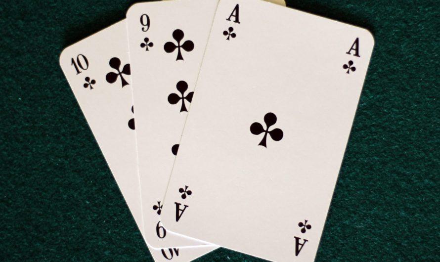 Comment jouer 10-9 assortis au poker?