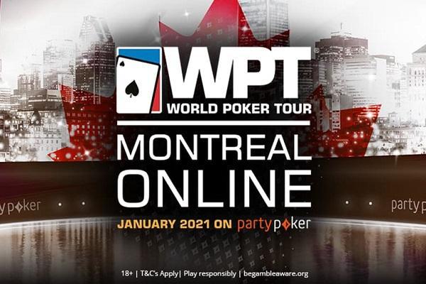 Changement de date du World Poker Tour Montréal en ligne