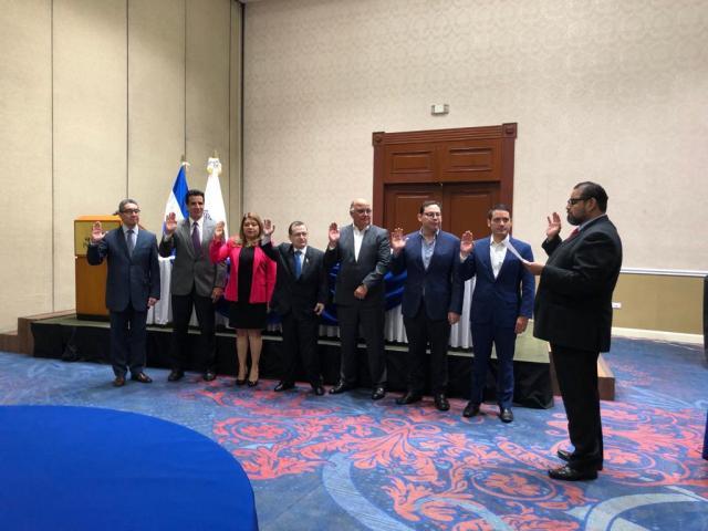Nueva Junta Directiva ASDER Periodo 2019-2021