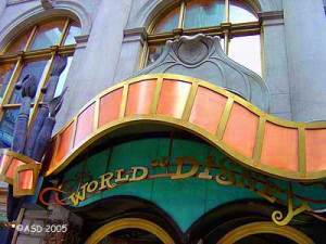 World of Disney Store, 5th Avenue