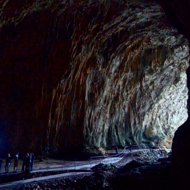 caverna skocjan eslovenia viagem