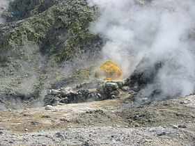 super vulcão napoles
