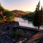 rio podgorica Morača montenegro fortaleza otomana