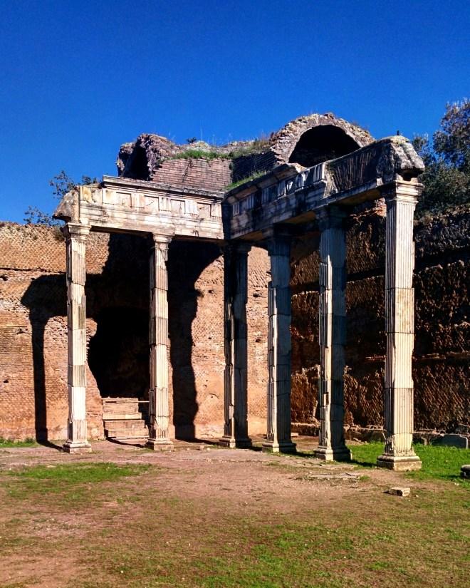 Villa Adriana 5 Tivoli