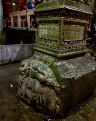 Cisterna da Basilica istambul 3