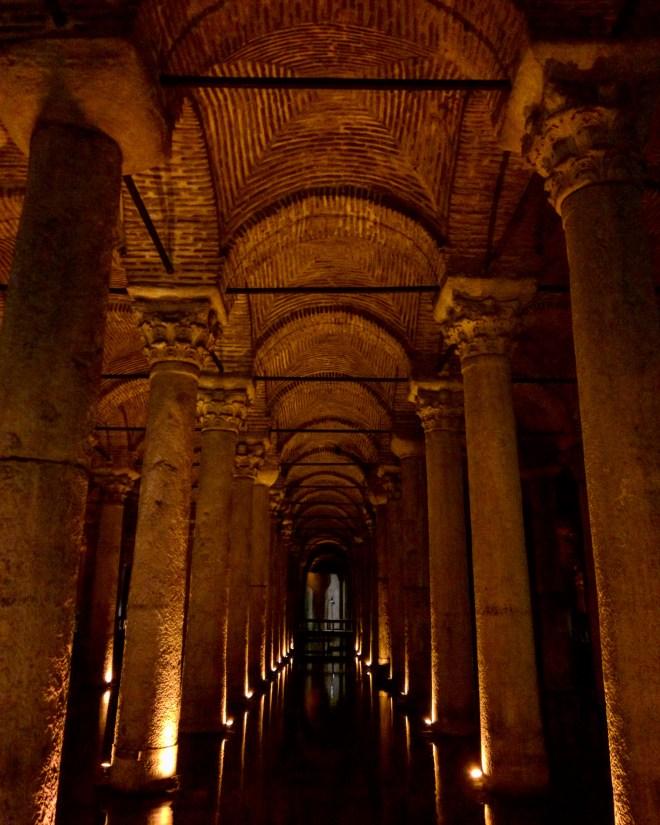 Cisterna da Basilica istambul