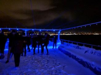 Festa barco istambul