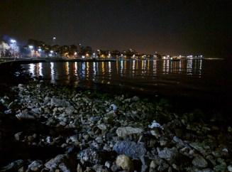 Istambul vista lado Asiático