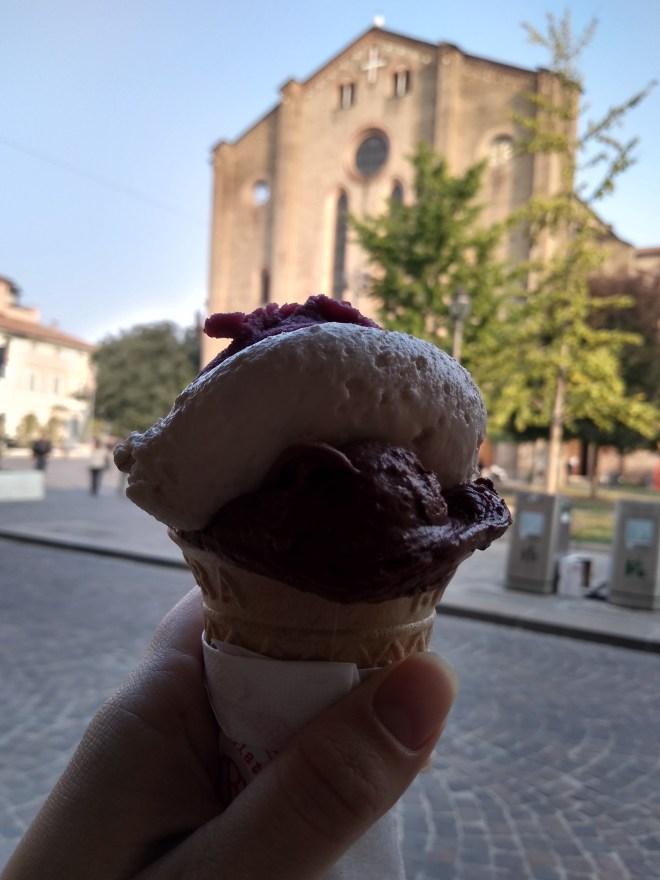 Bologna gelato cremeria san francesco
