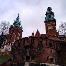 Colina Wawel Cracóvia