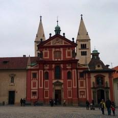 Igreja de São Jorge Castelo de Praga