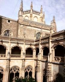 Monastério San Juan de los Reyes Toledo 2