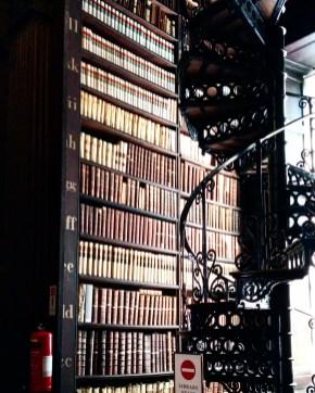 Trinity College biblioteca dublin 3