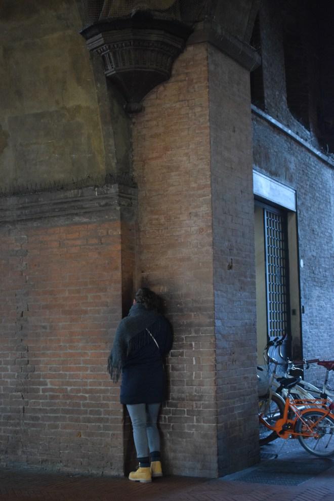 Voltone nel podesta curiosidades de Bologna