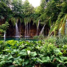 Plitvice Croácia parque cachoeiras 5