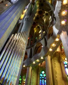 Órgão Sagrada Familia Barcelona
