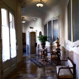 Corredor Apartamento Casa Mila Barcelona
