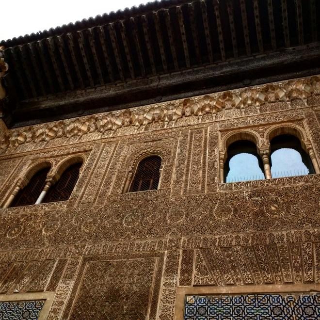 Nazrid 14 Alhambra Granada