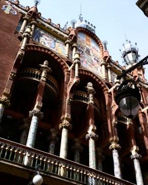 Palácio da Música Catalã Barcelona 4