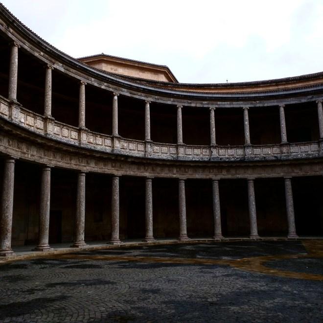 Palácio de Carlos V Alhambra Granada