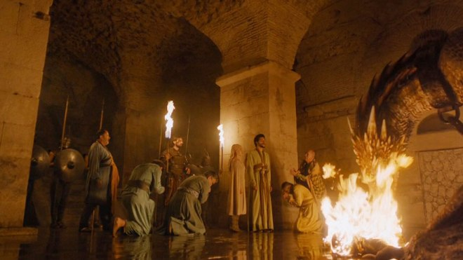 Porão Palácio de Diocleciano