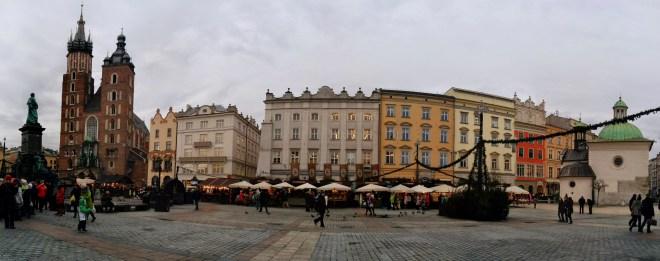 Cracóva e a maior praça medieval da Europa3