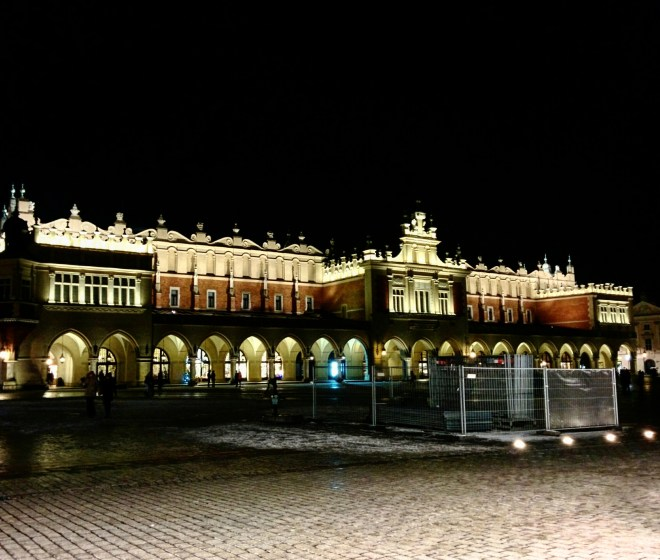Cracóva e a maior praça medieval da Europa7