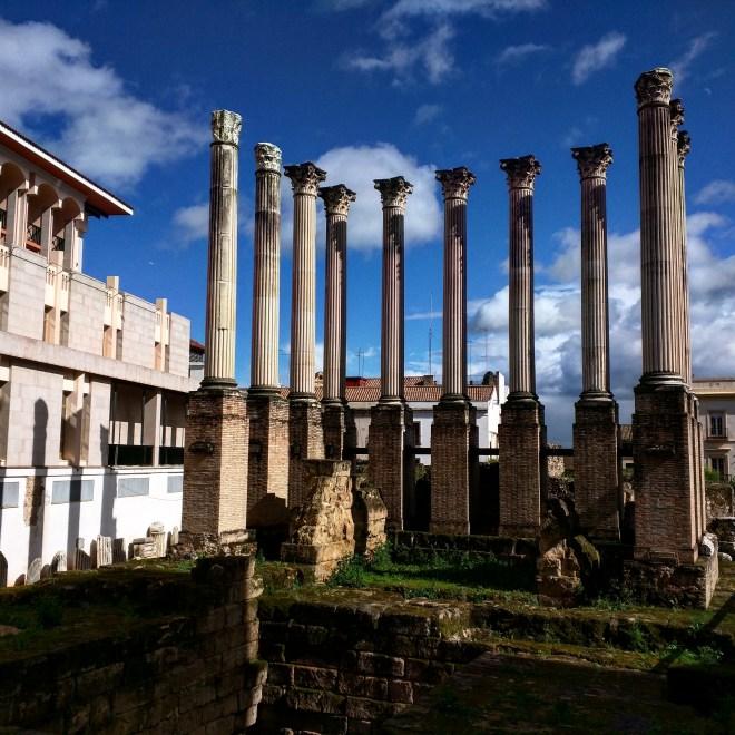 Templo romano Cordoba