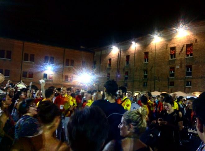 percussao-castelo-de-ferrara-buskers-festival