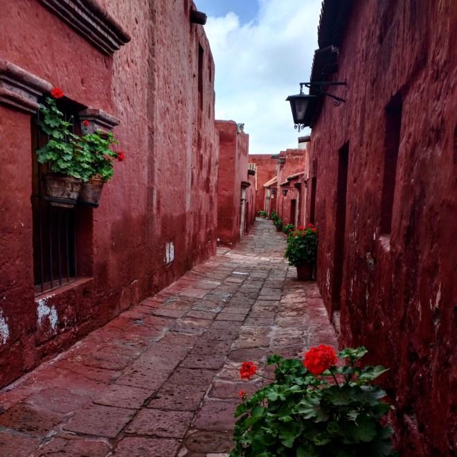 Convento de Santa Catalina Arequipa Peru 1