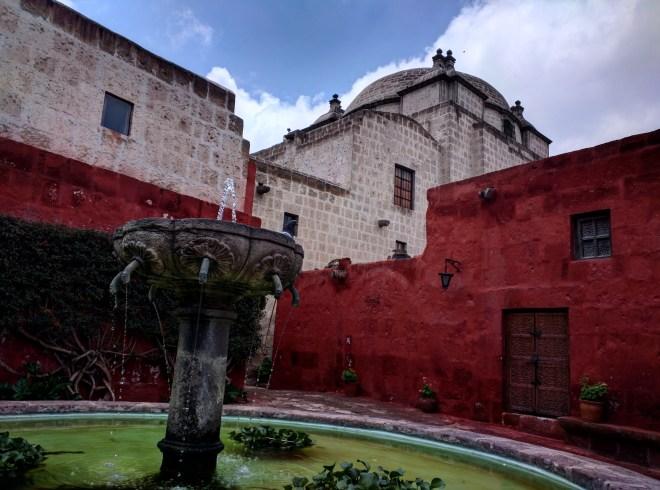 Convento de Santa Catalina Arequipa Peru 32