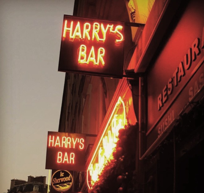 geração perdida harry's new york bar hemingway paris