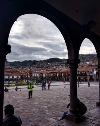 Plaza de Armas Cusco 9
