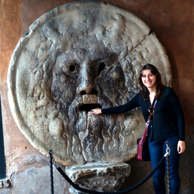 Boca da Verdade Roma