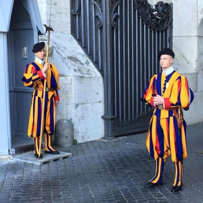 Guardas Vaticano
