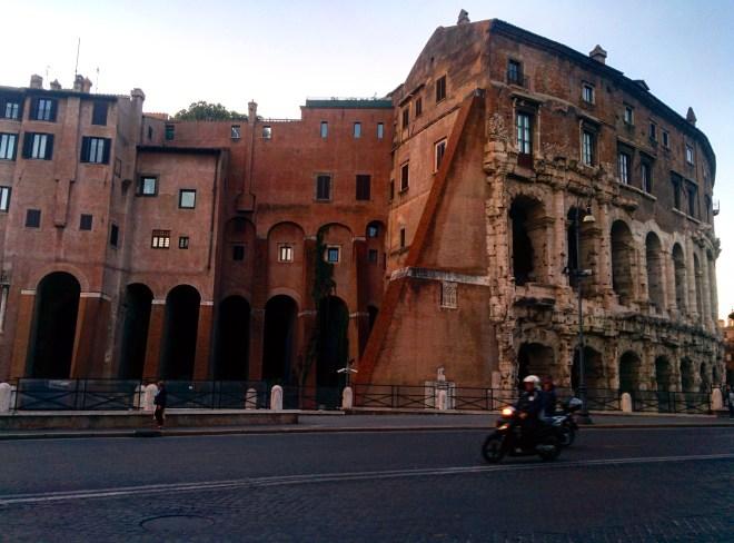 Teatro di Marcello Roma